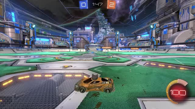 Watch First competitive off-the-wall aerial GIF by Riskable (@riskable) on Gfycat. Discover more Rocket League, RocketLeague GIFs on Gfycat