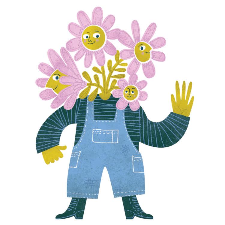 daisy, flower, flowers, flower GIFs