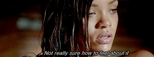 Rihanna, feels, muhfeels, rightinthefeels, feels GIFs