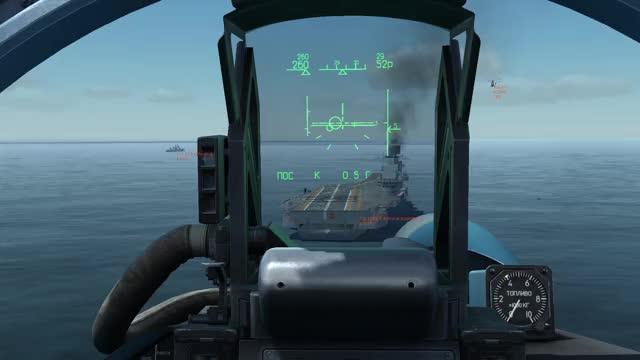 Watch and share Vlc-record-2017-07-21-10h44m38s-Digital Combat Simulator  Black Shark 07.21.2017 - 10.34.54.12.DVR.mp4- GIFs on Gfycat
