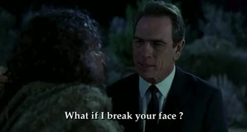 Watch this tommy lee jones GIF on Gfycat. Discover more Agent K, Men in Black, MiB, Tommy Lee Jones, agent k, gif, gif i made, men in black, mib, tommy lee jones GIFs on Gfycat
