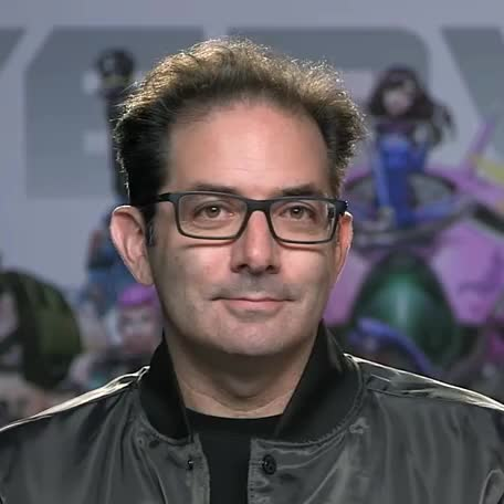 Watch and share Jeff Kaplan GIFs on Gfycat
