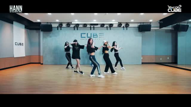 Watch (여자)아이들((G)I-DLE) - '한(一)(HANN(Alone))' (Choreography Practice Video) GIF on Gfycat. Discover more (G)I-DLE, (여자)아이들, Choreography, HANN, kpop, 미연, 민니, 소연, 수진, 한 GIFs on Gfycat