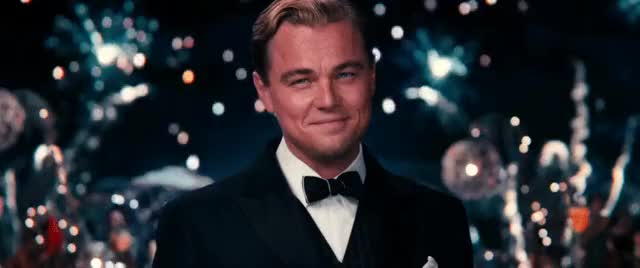 Watch and share Leonardo Dicaprio GIFs and The Great Gatsby GIFs by Zook024 on Gfycat