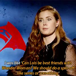 Watch and share Amy Adams IS Lois Lane GIFs on Gfycat