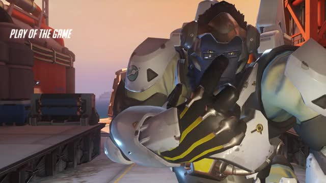 Watch and share Overwatch GIFs and Winston GIFs by xyorrr on Gfycat