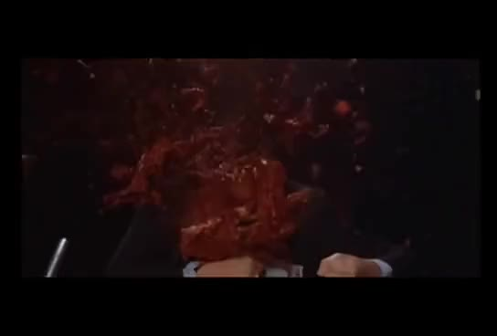 Watch and share Head Explosion Scene From Scanners GIFs on Gfycat