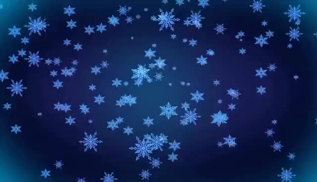 Watch and share 3D Snowflakes Falling Background Motion Graphic Free Download GIFs on Gfycat