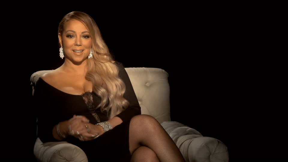hello, hi, mariah carey, wave, Mariah Carey Hi GIFs