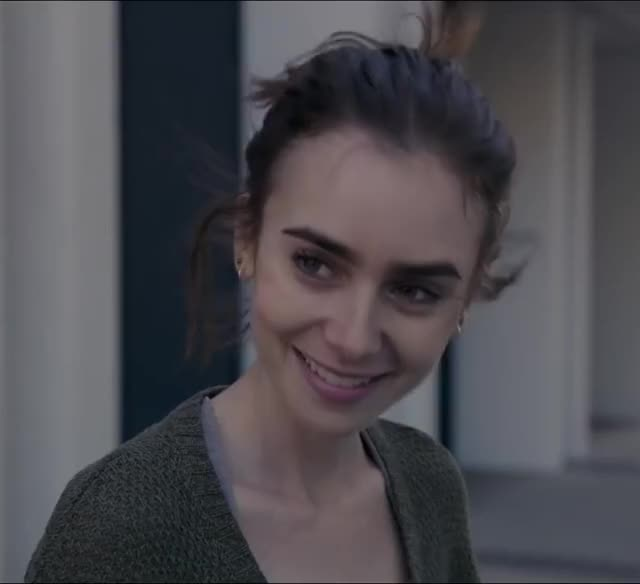 Watch and share Lily Collins GIFs by Reactions on Gfycat