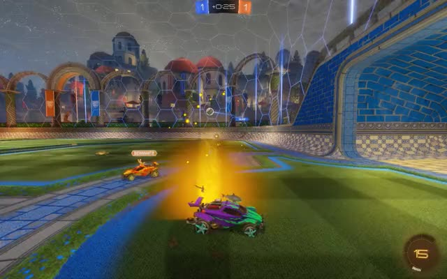 Watch and share Rocket League GIFs by Daniel Ozdowski on Gfycat