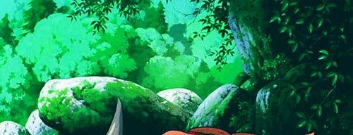 Watch and share Princess Mononoke GIFs on Gfycat