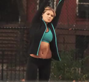 Watch Kate Upton stretching [gif] : kateupton GIF on Gfycat. Discover more related GIFs on Gfycat