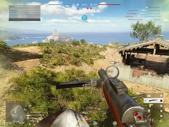 Watch and share Battlefield V 2019.07.13 - 23.41.08.06.DVR GIFs on Gfycat
