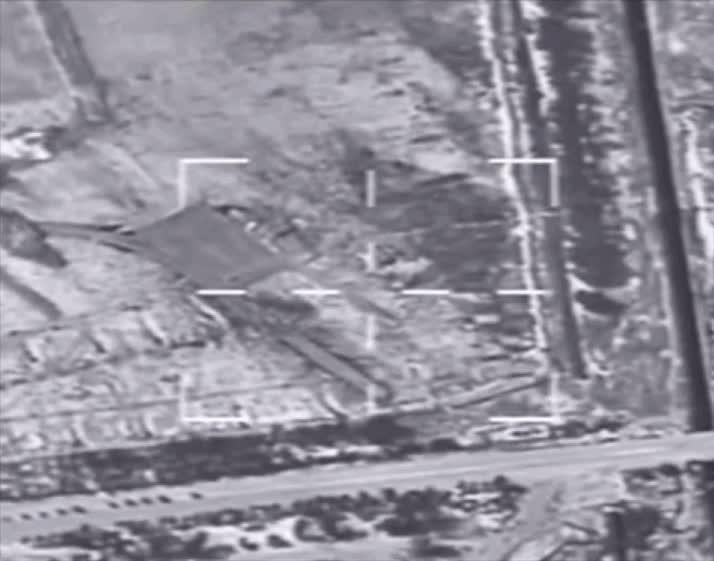 Mosul airstrike GIFs