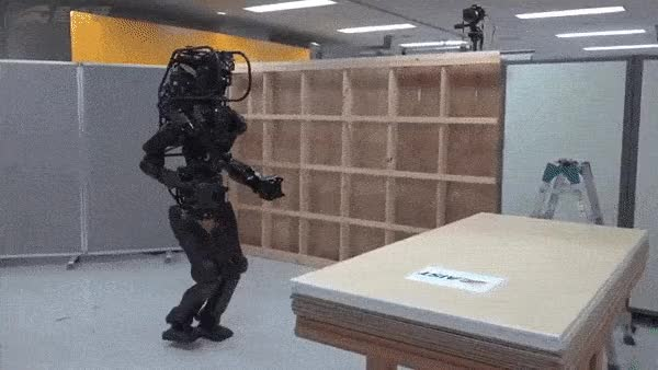 Watch and share Japan's AIST HRP-5P Humanoid Robot GIFs on Gfycat