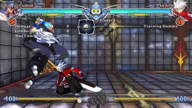 Watch BBCF: Az Crouch BnB with High WP GIF by snuffychris605 (@snuffychris605) on Gfycat. Discover more related GIFs on Gfycat