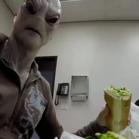 Alien GIFs