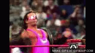 Watch and share Bret Hart GIFs on Gfycat