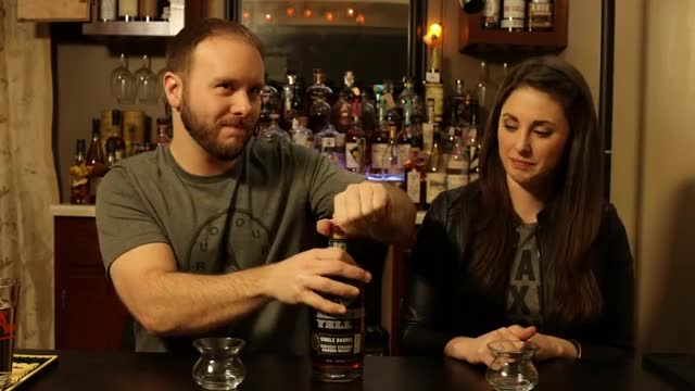 Watch Uncorking Rebel Yell Single Barrel - It's Bourbon Night GIF on Gfycat. Discover more bar, bourbon, discuss, drink, recommend, review, uncorking, whiskey, whisky GIFs on Gfycat