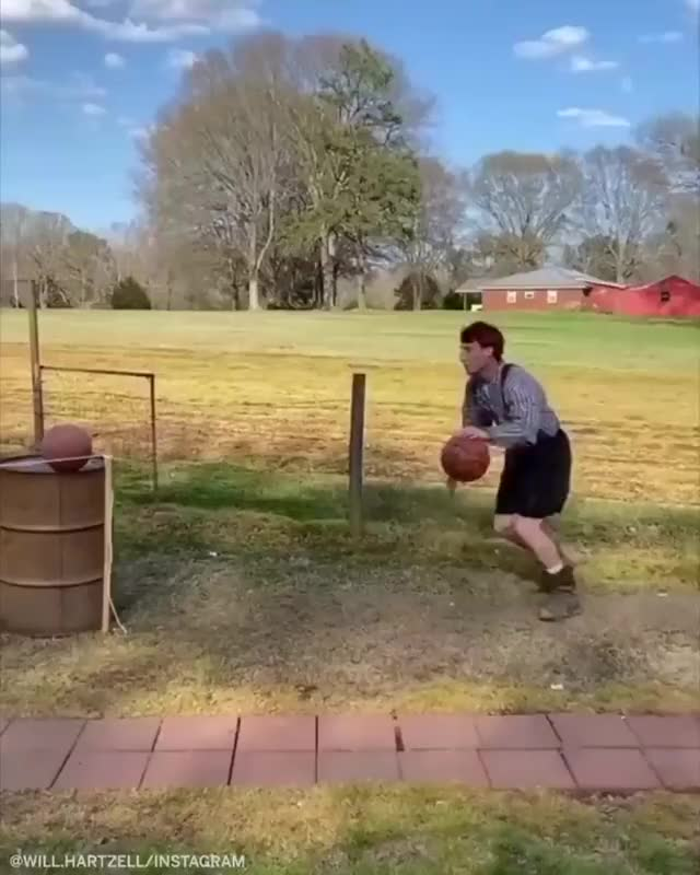 Watch and share Invention Is The Mother Of A Good Jump Shot GIFs by bsurfn2day on Gfycat