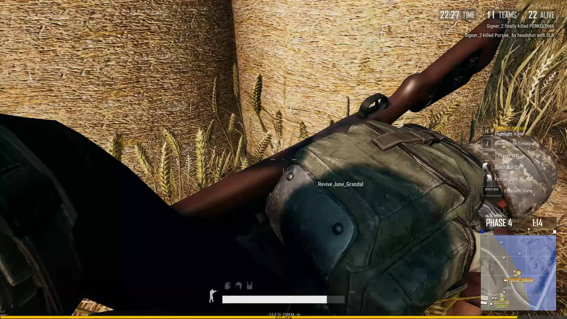 Death, Gaming, Gif Your Game, GifYourGame, Lennart_Hansen, PUBG, PUBattlegrounds, Lennart_Hansen killed themself GIFs