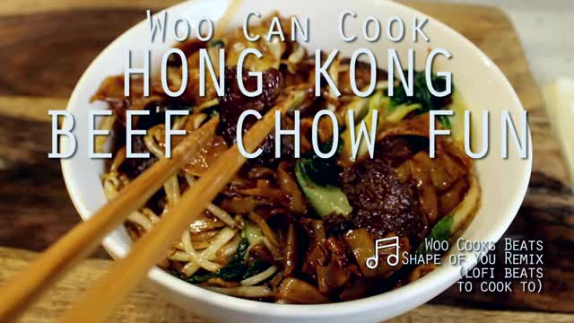 Watch and share Woo Can Cook | Crispy Beef Chow Fun GIFs by WooCanCook on Gfycat
