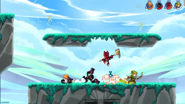 Watch and share Brawlhalla GIFs by poutypuff on Gfycat