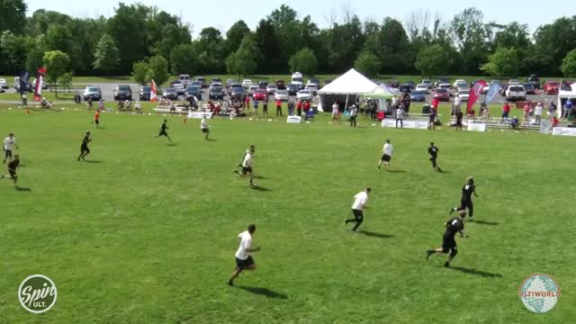 Watch College Championships 2017: Men's Highlights GIF on Gfycat. Discover more frisbee, ultimate GIFs on Gfycat