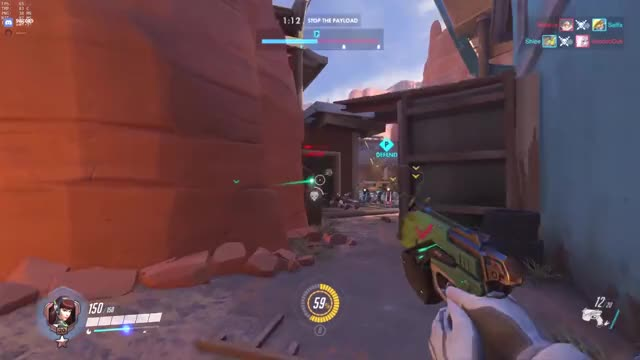 Watch I'm Roadhog! I'm helping! GIF on Gfycat. Discover more d.va, overwatch GIFs on Gfycat