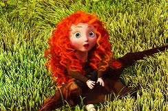 Watch and share Post Brave Merida Smile  GIFs on Gfycat