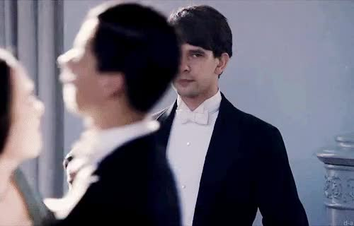 Watch and share Ben Whishaw GIFs on Gfycat