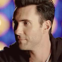 Watch this adam levine GIF on Gfycat. Discover more adam, adam levine, ajksdkhasjd, he's so cute ;a;, i love him omg, levine, maroon 5, maroon5, my gifs, the voice GIFs on Gfycat