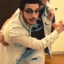 Watch and share Gianluca Ginoble GIFs and Piero Barone GIFs on Gfycat