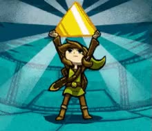 Watch and share Link Zelda GIFs on Gfycat