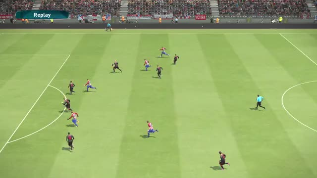 Watch Gameiro Incredible Backheel Goal! GIF on Gfycat. Discover more WEPES, pes2017 GIFs on Gfycat