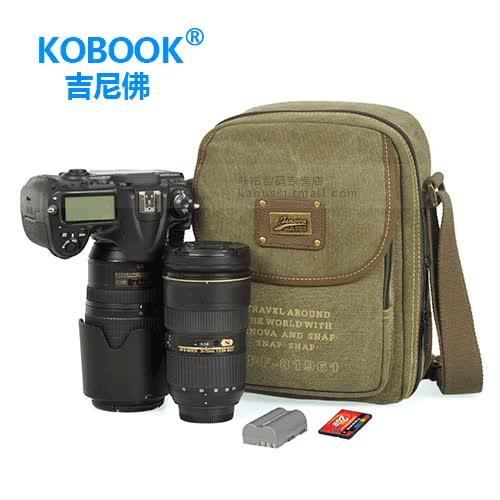 Gini buddha PE-11 shoulder camera bag canon nikon sony pentax slr camera bag camera bag camera bag