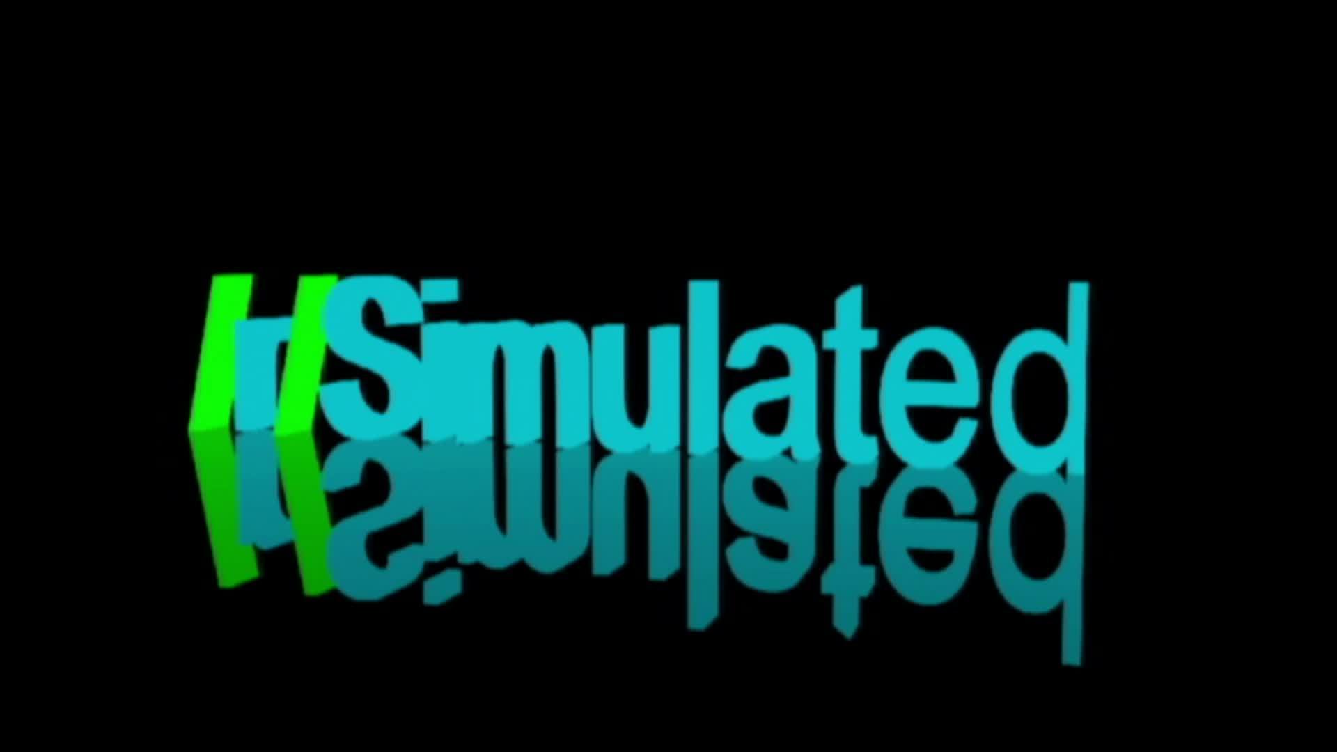 Simulated GIFs