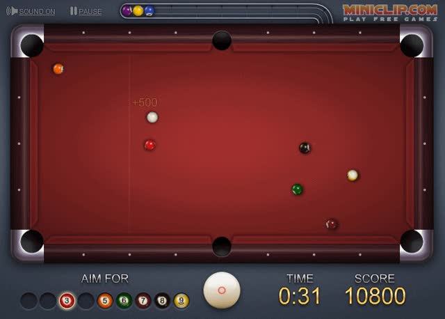 Watch and share Ball Quick Fire Pool GIFs on Gfycat