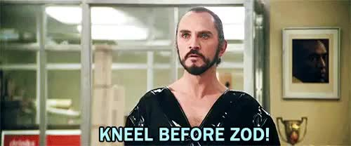 Watch bow before zod GIF on Gfycat. Discover more related GIFs on Gfycat