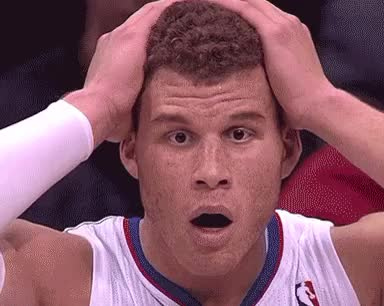 Watch and share Blake Griffin Surprised GIFs on Gfycat