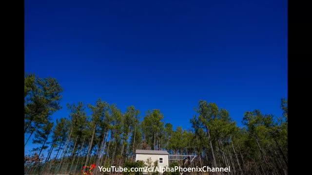 Watch The Infinite Polaris Timelapse (Star-Stabilized) GIF by Alpha Phoenix (@alpha-phoenix) on Gfycat. Discover more gifs, milky way, physicsgifs GIFs on Gfycat