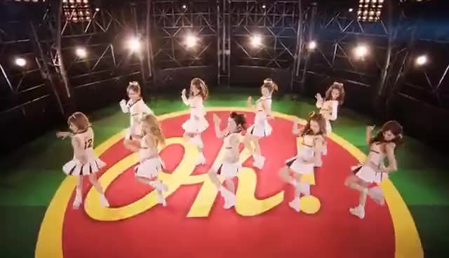 Watch and share GIRLS`GENERATION 少女時代_Oh!_Music Video GIFs on Gfycat