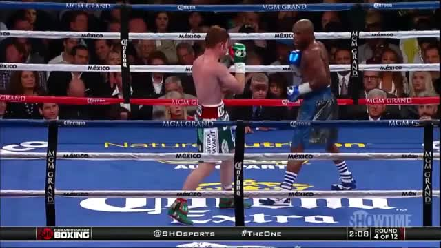 Watch Canelo schooling Floyd GIF on Gfycat. Discover more boxing GIFs on Gfycat