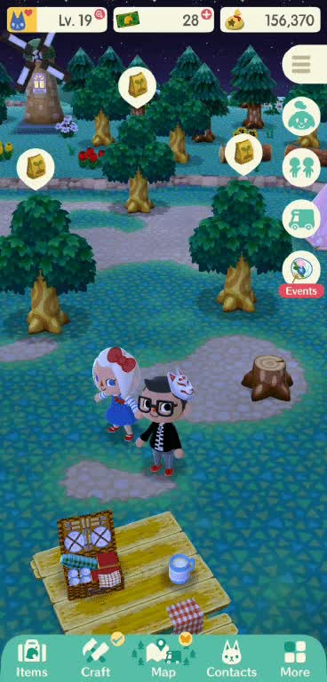 Watch and share Pocket Camp 2019-08-09-20-25-20 1 GIFs on Gfycat