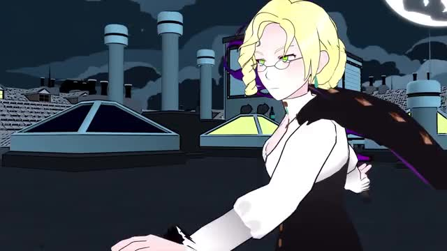 Watch and share Glynda Goodwitch GIFs and Rooster Teeth GIFs on Gfycat