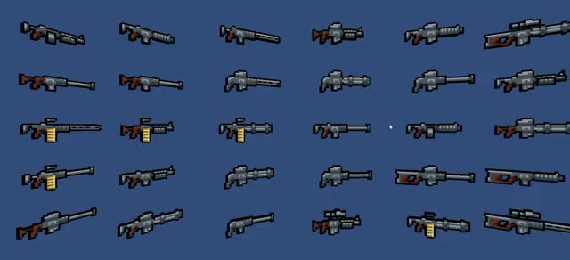 Watch Modular Weapons GIF on Gfycat. Discover more Unity3D, unity3d GIFs on Gfycat
