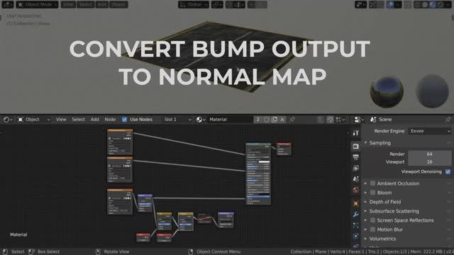 Toon Shader (Blender EEVEE) | Blueprint GIF | Find, Make & Share
