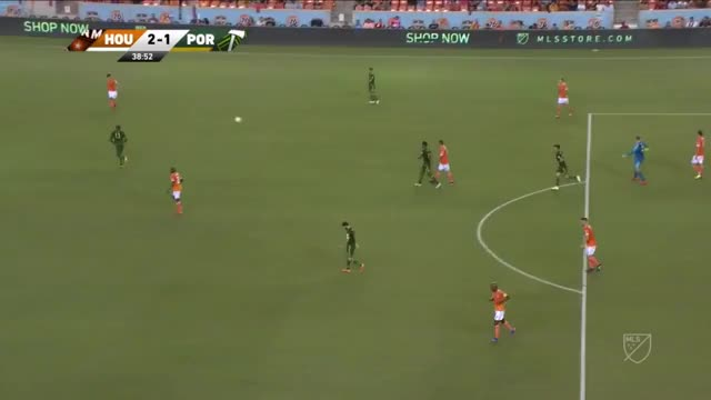 Watch and share 2nd Goal Portland V Houston 15sep2018 GIFs by C.I. DeMann on Gfycat