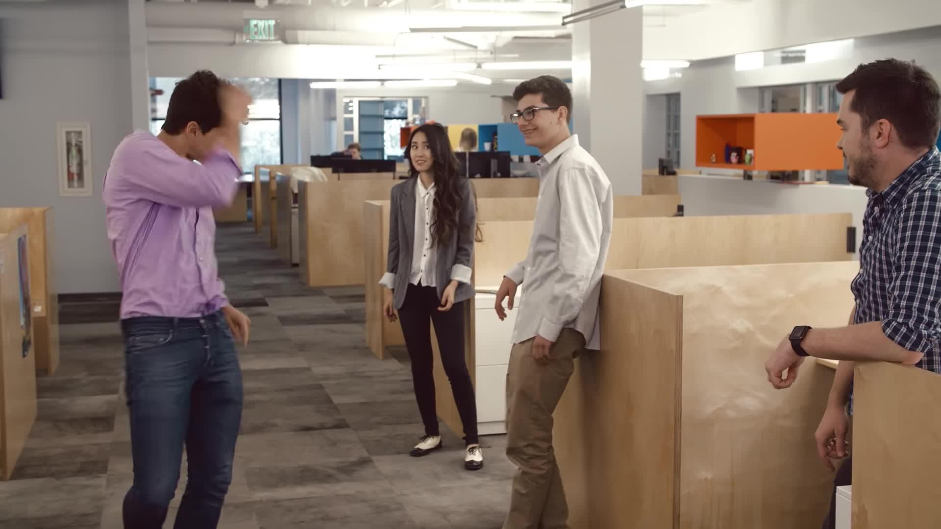 epic prank, finger bang, finger blast, finger gun, finger gun prank, fingerbang, gun prank, office joke, office prank, prank, FINGER GUNS GIFs